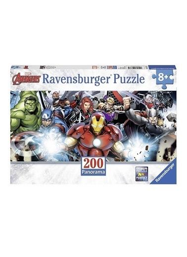 Ravensburger 200 Parça Puzzle  127375 Renkli